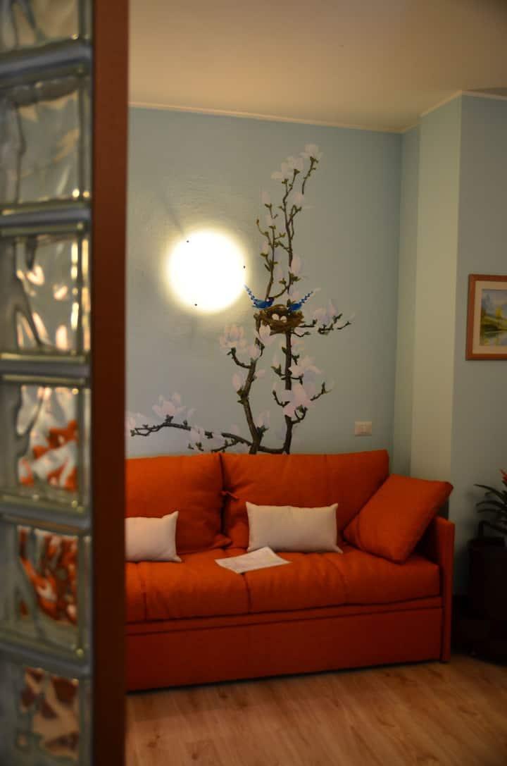 Centre-Fiera in 15 min: Piccolo Nido Guest House 3