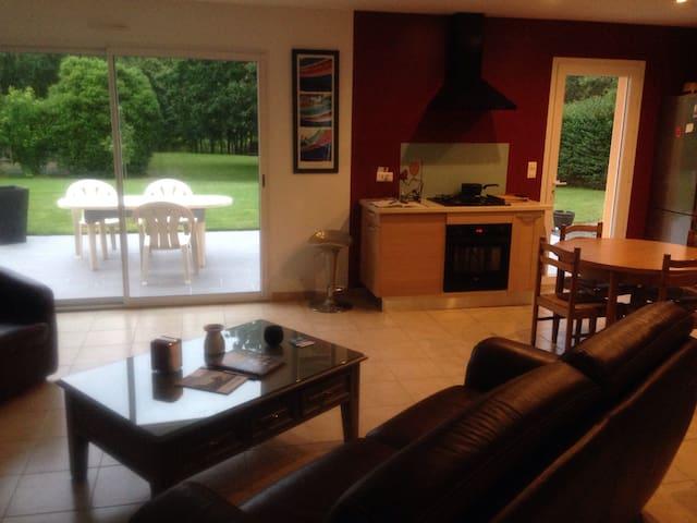 Maison au calme à Champtoceaux, (à 2km de Oudon) - Champtoceaux