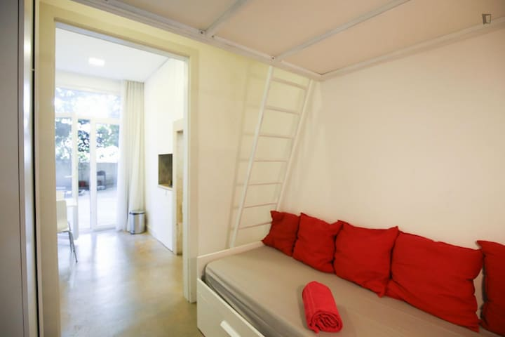 Stúdio Apartment Art Déco