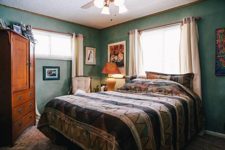 Beautiful Belmar Bedroom - 420 Friendly