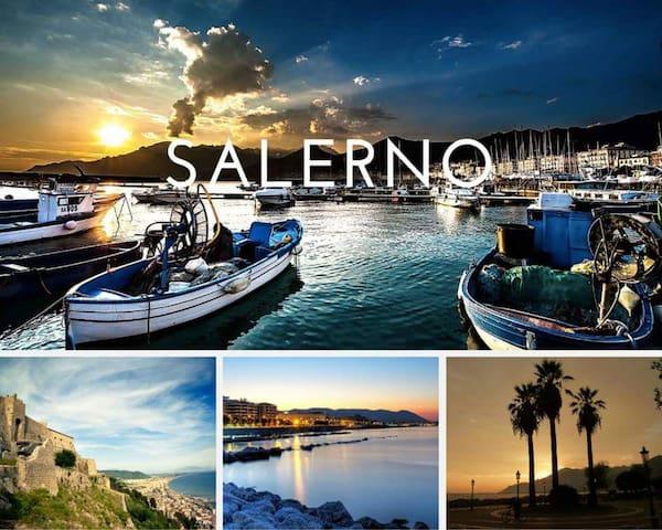 Il comfort di casa mia in centro a Salerno