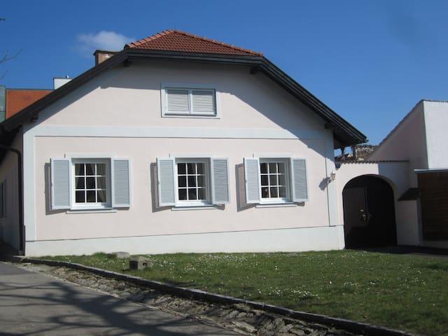 Stilvolles Haus im Weinviertel
