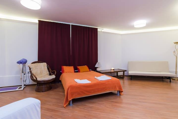 Perfect flat with Sauna for 6 pers. - Budapest - Huoneisto