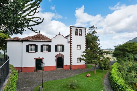 Quinta da Capela - rural holidays, old world charm - Porto da Cruz - Vila