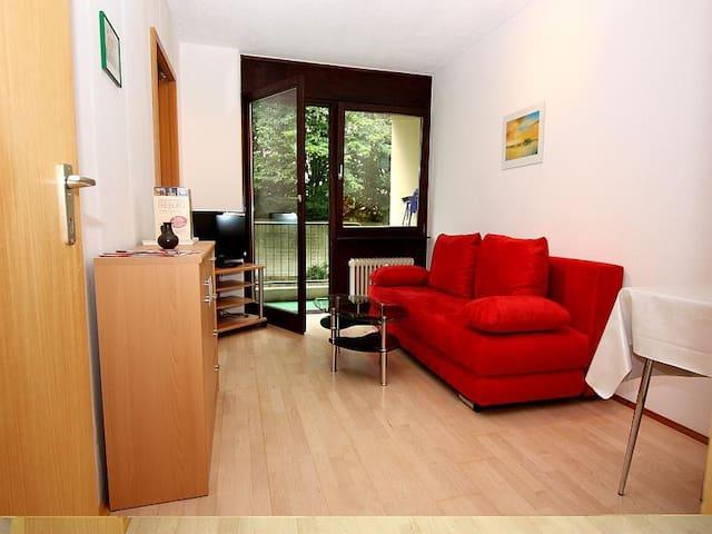 Ferienwohnung Stein, (Freiburg), Ferienwohnung, 36 qm, 1 Schlafzimmer max. 4 Personen
