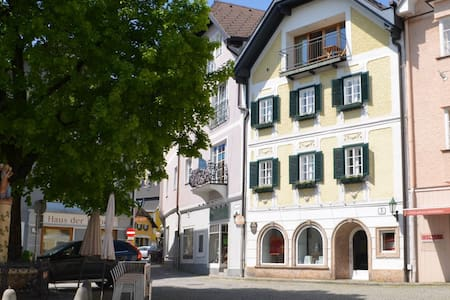 historic center in Gmunden - Gmunden