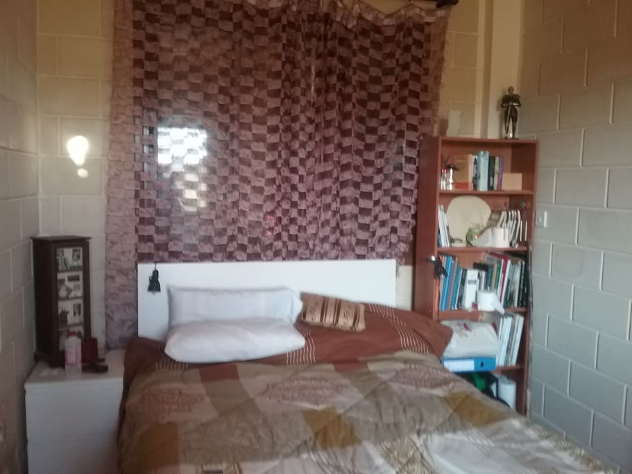 Bedroom no1, large double bed