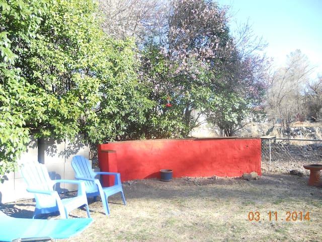 Mamie's on Sonoita Creek - Patagònia - Casa
