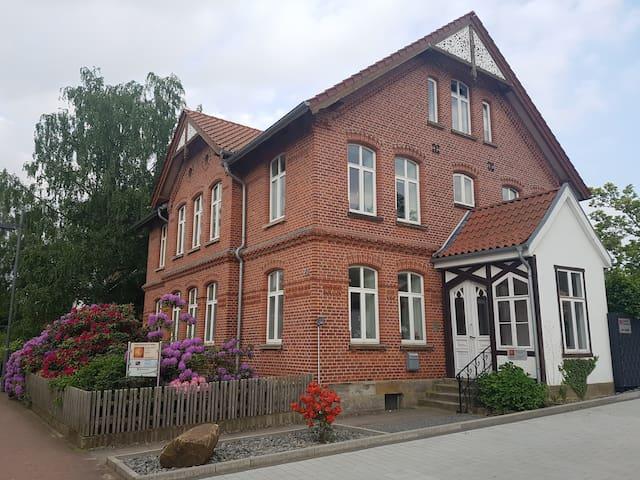 Modern renoviertes Denkmal, Bergmannshaus