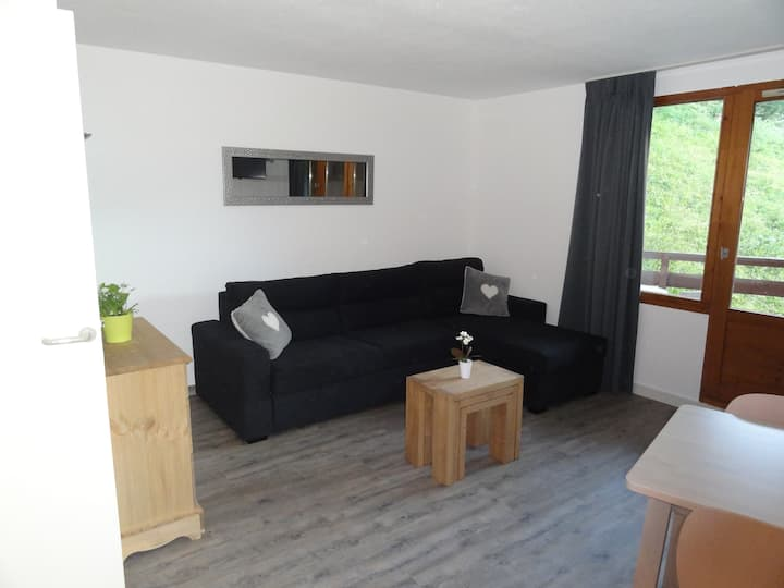 Courchevel La Tania - T2 classé 3* + garage + WIFI