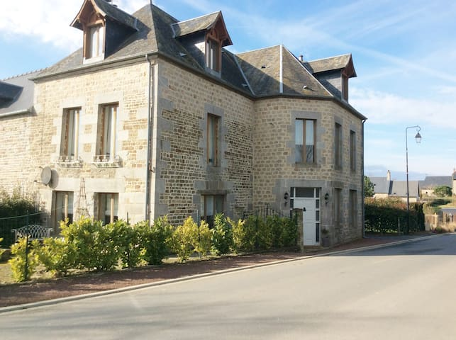 La Belle Maison, Courson, Normandy, France