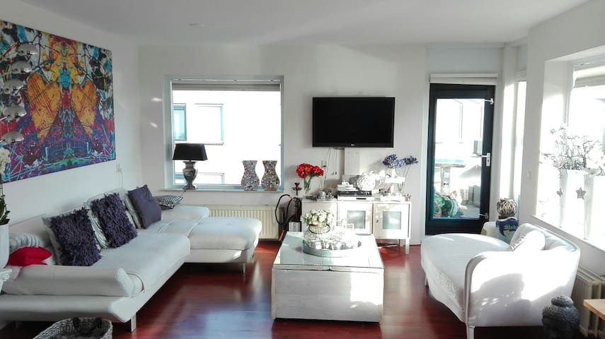 Cozy appartment near to everything - Zwolle - Apartment