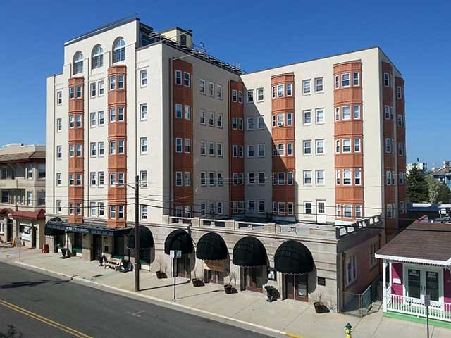 Beach Block Historic Efficiency Condo - Ocean City - Condomínio