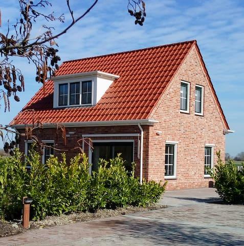Nieuwe (zorg) vakantiewoning dicht bij de kust - Meliskerke - House