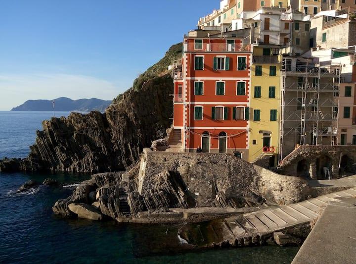 Appartamento Zia Maria con terrazza sul mare