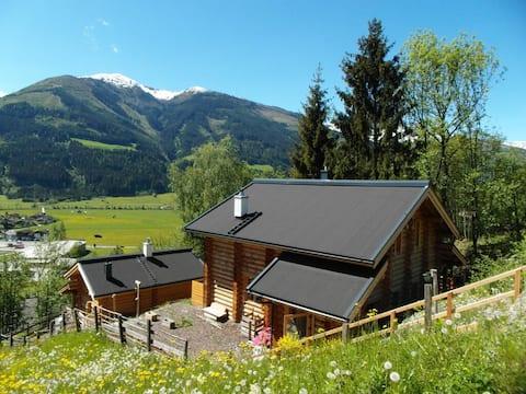 Lengalmhütte 1 - Berghütte mit Sauna & Bergblick