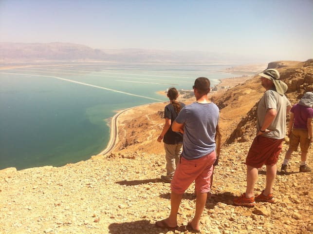 Go KEDEM - Private Tour to Masada/Galilee from TLV - Tel Aviv-Yafo - Lainnya