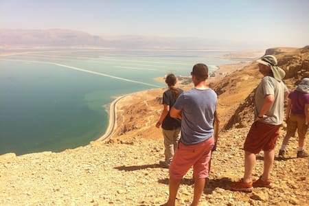 Go KEDEM - Day Adventure to the Desert/Galilee - Tel Aviv-Yafo