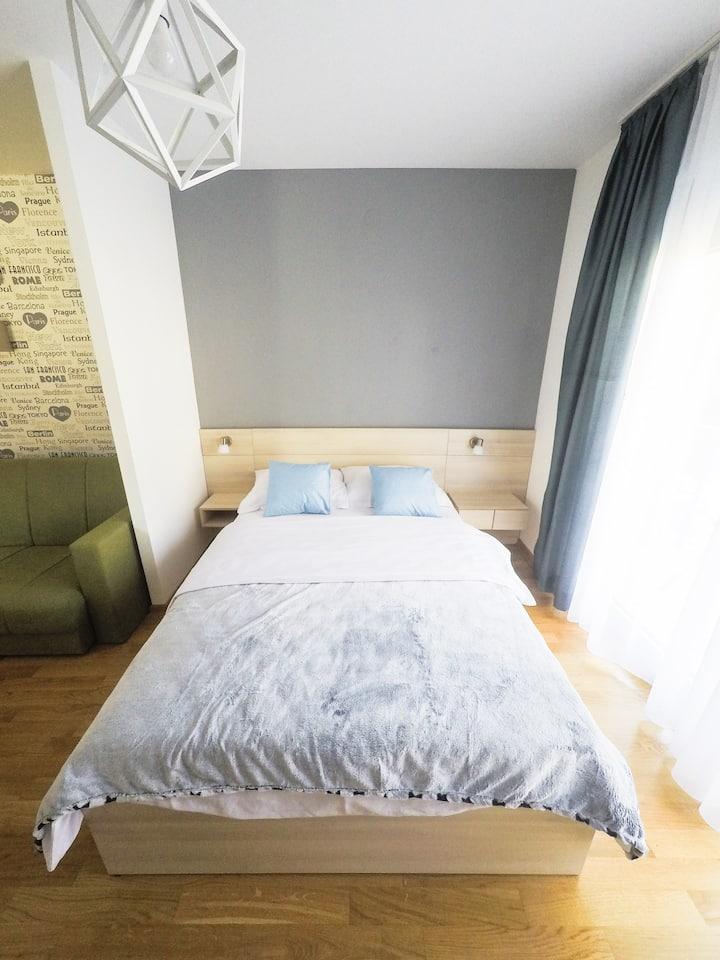 Apartments Karamarković