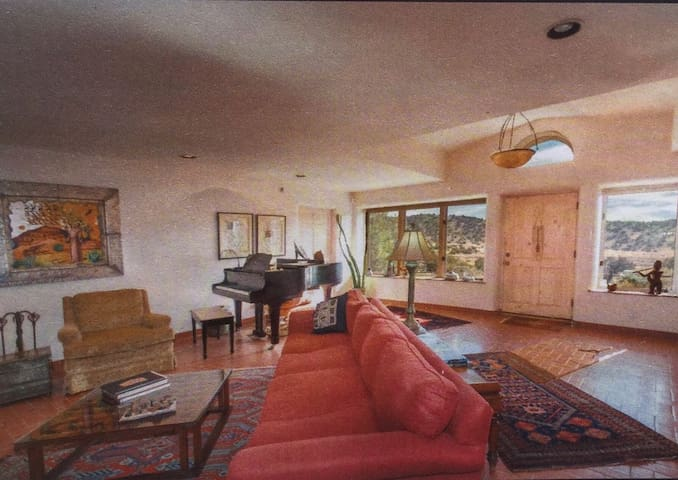 Elegant, Spacious, Comfortable Home in Galisteo - Galisteo - Casa