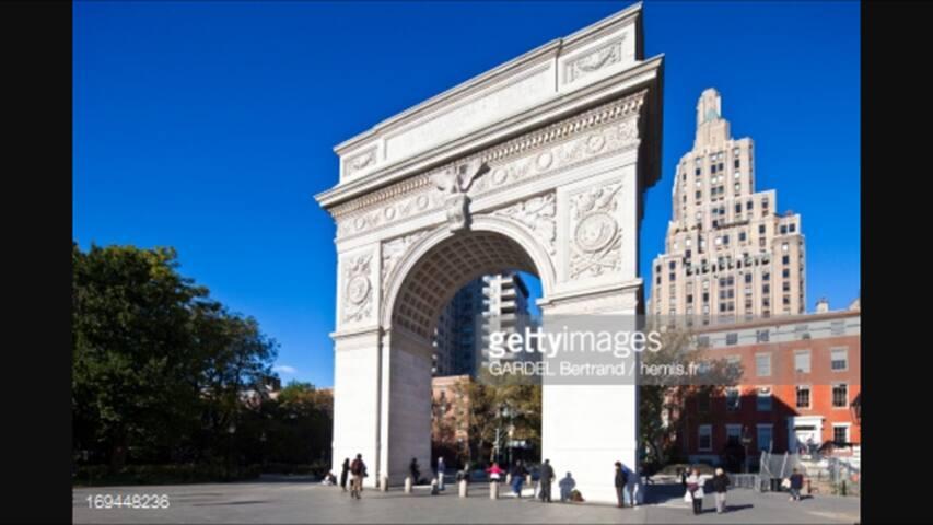 Greenwich Village by W Square Park - Nova Iorque - Apartamento