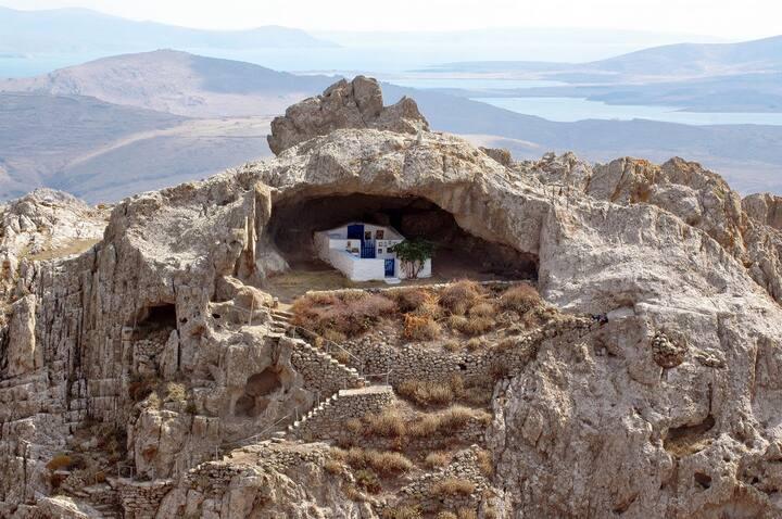 Kakaviotissa chapel