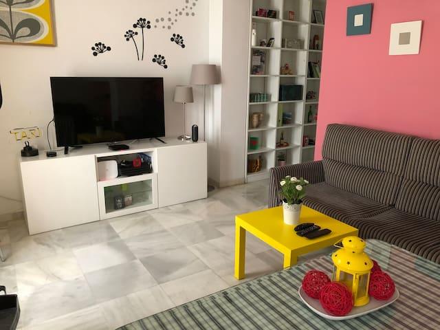 Single room Sevilla Center free wifi