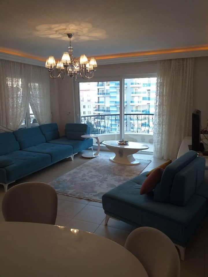Aile için ideal kiralık ev