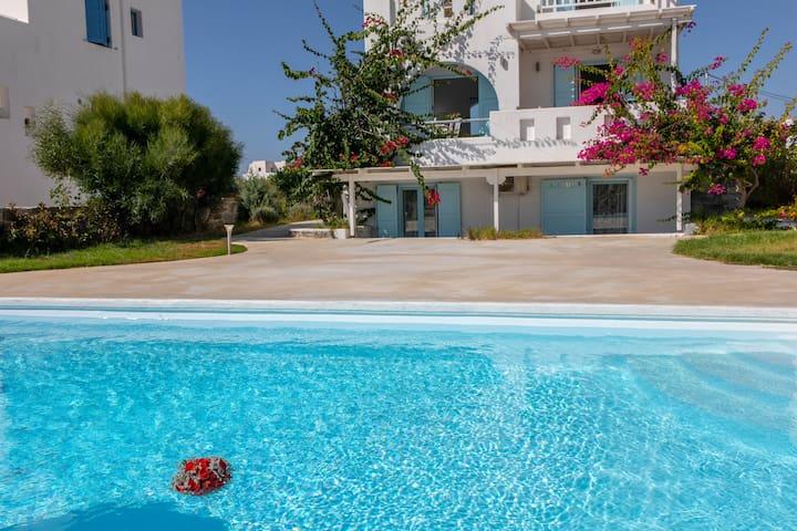 Seaside villa Hrisa