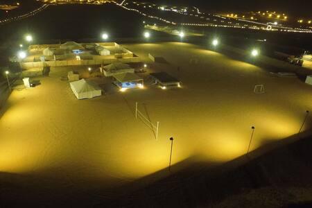 مخيمات الصحراء -الرياض - الثمامه - الطوقي