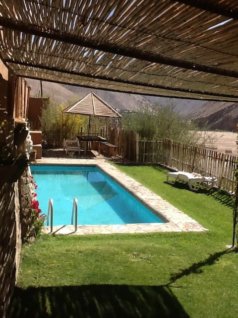 Casa Higuera en Montegrande, valle elqui