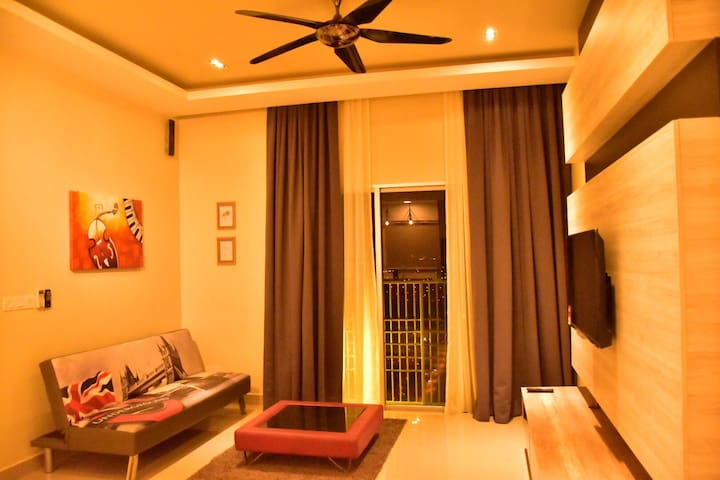 [NEW!!] Cozy & Affordable Stay in Puchong--KL