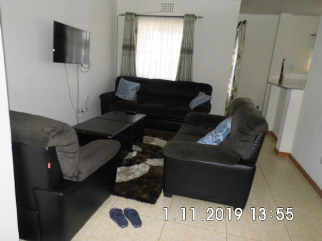 Fully furnished 3 bedroom in unity homes kisumu Rd