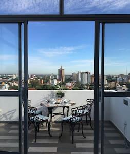 Hermoso Apartamento en el ultimo Piso - Santa Cruz de la Sierra - Appartement