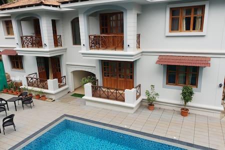 Coastal Suites ,Apart Hotel @,Benaulim/Colva Beach