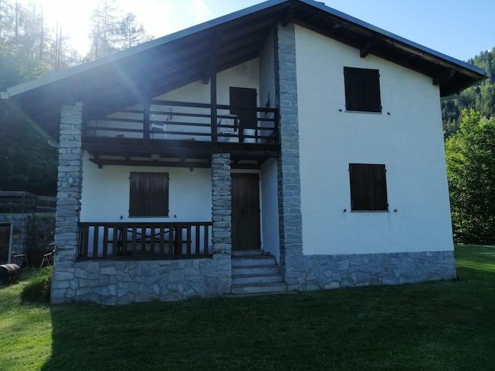 Villa in montagna