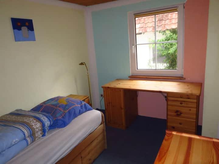 Zimmer 15km nördlich vom  Bodensee
