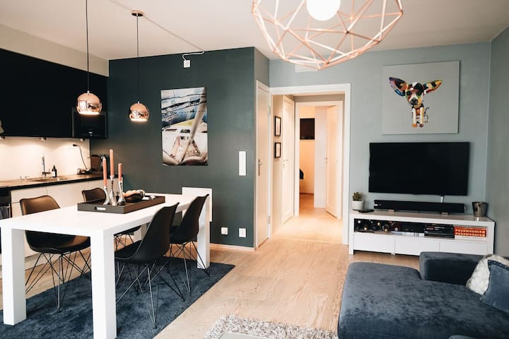 Luxury living at Tjuvholmen - the heart of Oslo!