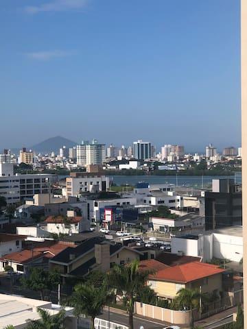 Lindo Loft com vista para a Marina de Itajaí!