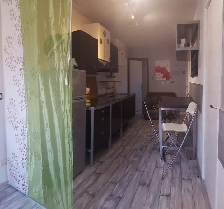 """appartement  """"Les Hirondelles"""" 1 à 4  personnes"""