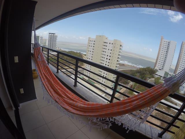 Apartamento vista pro mar na melhor localidade. - São Luís - Apartment