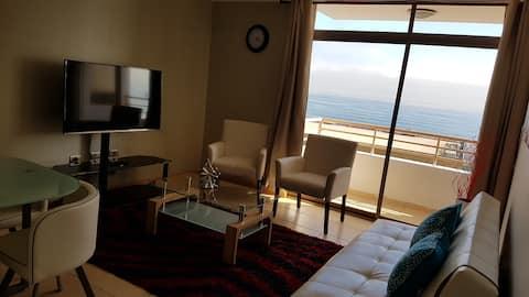 Departamento cercano playa y centro, 2 dormitorios