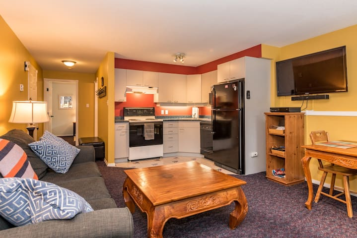 Windswept West - Pet Friendly 1 Bedroom Suite