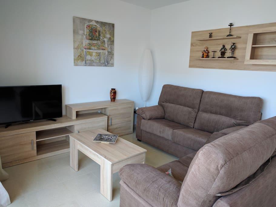 """Living room/ sala de estar TV 42"""""""