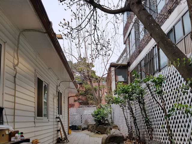 Bao104_A house in Myeongdong/Namsan mt with a yard