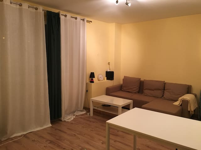 Very quite, cozy place to rest - Katowice - Apartament