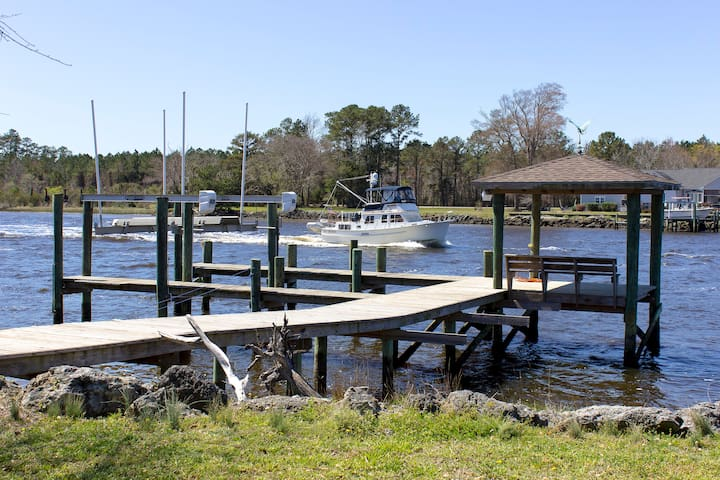 Cozy Accommodations on the ICW - Beaufort - Apartamento