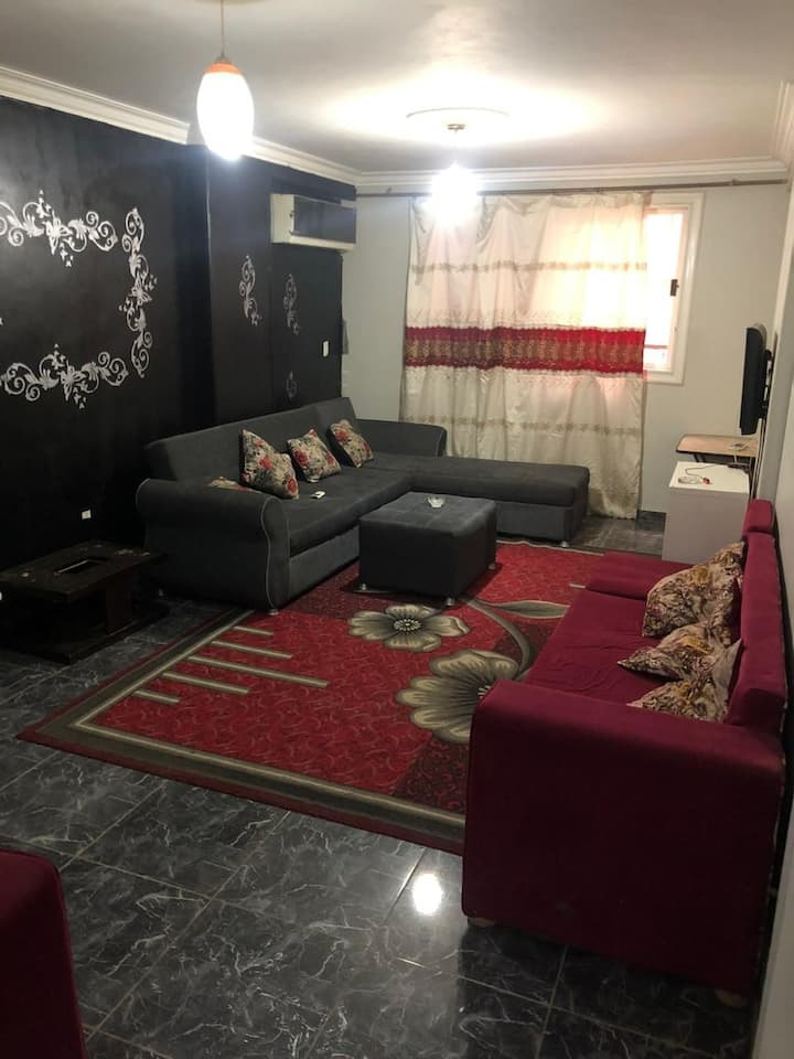 Lovely Holiday Appartment in Al-Haram 8