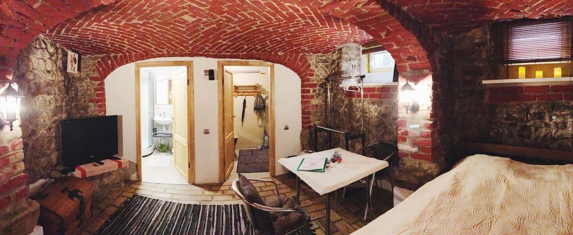 Castle Apartment in Riga Centre (Vintage)