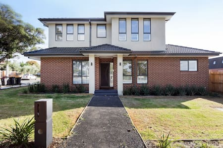 Brand new spacious 4 bedroom town house